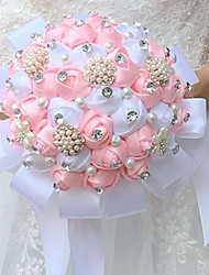 """fleurs de mariage bouquets mariage soie 8.66 """"(approx.22cm) accessoires de mariage"""