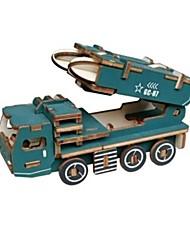 preiswerte -Sets zum Selbermachen 3D - Puzzle Holzpuzzle Logik & Puzzlespielsachen Militärfahrzeuge Spielzeuge Spielzeuge Fahrzeuge Militär Neues