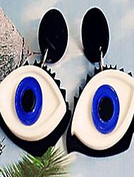 Per donna Bambini Orecchini a bottone Orecchini a goccia Personalizzato Gioielli importanti Cina Ovale Gioielli Per Halloween Serata