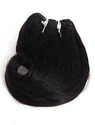 preiswerte -Ombre Brasilianisches Haar Wellig Natürlich gewellt Große Wellen 1 Jahr 4 Haar webt 0.1 kg Schnelle Einflechthaare