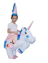 cheap -Riding A Unicorn Kid's Halloween Carnival Festival / Holiday Halloween Costumes Animal