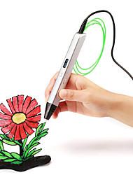 penna stampante 3D Ger v4 per i bambini filamenti incluso rp600a
