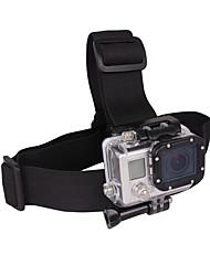 Andoer 7 in 1 Accessories Set Kit Chest / Head Strap Monopod Mount Kit for Gopro Hero