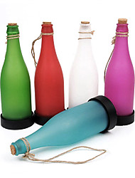 cheap -5PCS Solar Bottle Lamp LED Decoration Light Interspersion Pendant Light