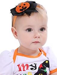 fascia elastica della zucca di Halloween delle neonate 2pcslot del pansy per il neonato