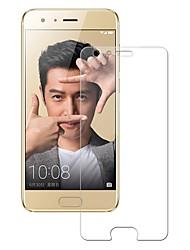 Недорогие -Закаленное стекло Защитная плёнка для экрана для Huawei Huawei Honor 9 Other Защитная пленка для экрана Уровень защиты 9H