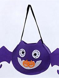 cheap -Bat Bags and Purses Halloween Festival / Holiday Halloween Costumes Purple Fashion