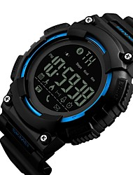 cheap -Smart Watch Water Resistant / Water Proof Calories Burned Pedometers Camera Long Standby Multifunction Information Sports Stopwatch Alarm