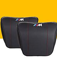 Settore automobilistico poggiatesta Per BMW Tutti gli anni Serie 3 Serie 5 Serie 7 Poggiatesta per auto Fibra di carbonio