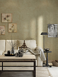 Print Wallpaper For Home Archaistic Wall Covering , Pure Paper Material Adhesive required Wallpaper , Room Wallcovering