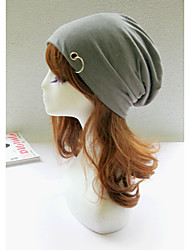 cheap -Unisex Hat Cotton Floppy Hat - Solid Colored Pure Color