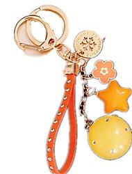 cheap -Dolls Key Chain Toy Cars Toys Circular Key Chain Unisex Pieces