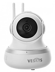 VESKYS® 1080P HD 2.0MP Wifi Security Surveillance IP Camera/Cloud Storage/Two Way Audio/Remote Monitor/Night Vision