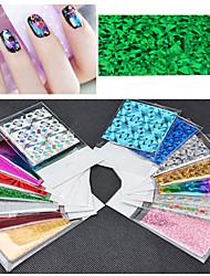 Autocollant d'art de clou Autre Maquillage cosmétique Nail Art Design