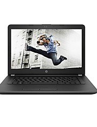 HP Ordinateur Portable 14 pouces Intel Celeron Dual Core RAM 128GB SSD disque dur Windows 10 Intel HD