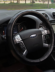Automotive Steering Wheel Covers(Leather)For universal All years General Motors