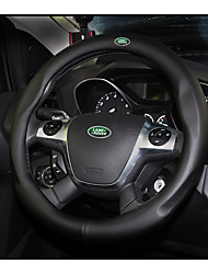 Automotive Steering Wheel Covers(Leather)For Land Rover All years Evoque Range Rover Range Rover Sport Freelander 2