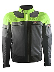 jk-42 veste moto équipement de protection adultes polyester protection contre le vent protection anti-usure