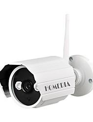 economico -homedia® 720p ip onvif wifi senza fili wireless ir-cut esterno impermeabile rilevazione di visione notturna a infrarossi