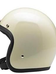 Half Helmet Relaxed Fit Fastness Durable ABS Motorcycle Helmets
