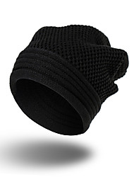 cheap -Unisex Hat Casual Beanie/Slouchy Floppy Hat - Solid, Pure Color Fashion