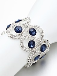 cheap -Women's Chain Bracelet - Fashion Bracelet Blue For Wedding / Daily