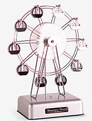 abordables -Boîte à musique Alliage de métal Circulaire Grande roue Unisexe Cadeau