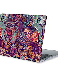 economico -MacBook Custodia per MacBook Air 13 pollici MacBook Air 11 pollici MacBook Pro 13 pollici con display Retina Fiori Mandala Fiore