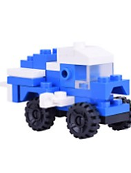 Building Blocks Truck Car Vehicles Simple Kids