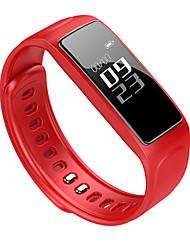cheap -The New HHY C7s Smart Bracelet Heart Rate Blood Pressure Monitoring Message Push Hand Waterproof Bright Screen Bracelet