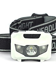 Headlamps LED 500 Lumens 3 Mode LED No Dust Proof Lightweight for Camping/Hiking/Caving Everyday Use Cycling/Bike Hunting