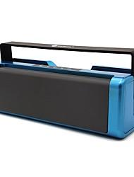 abordables -NR3012 Interior Bluetooth Bluetooth 3.0 3.5mm AUX Altavoz de Estantería Dorado Negro Plata Azul Oscuro Carmesí