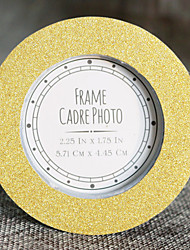 cheap -Glitter photo frame 50th Wedding Anniversary Place Card Beter Gifts® DIY Party Decoration