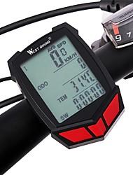 abordables -WEST BIKING® Ordenador de Bicicleta Ciclismo Ciclismo de Pista Ciclismo / Bicicleta Bicicleta de Montaña Ciclismo