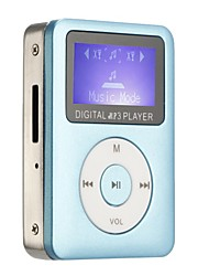 economico -MP3PlayerNo Jack da 3,5 mm Scheda TF Pulsante