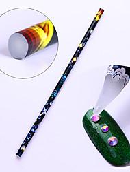 nail art dotting stilou salon instrument diy