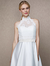 Women's Wrap Vests Lace Wedding Party/ Evening Lace