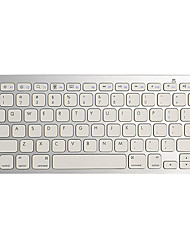 Недорогие -Bluetooth Эргономичная клавиатура Резиновая клавиатура Для IPad Pro 12.9 '' iPad 1 IPad Pro 9.7 '' iPad 2 IPad mini 4 iPad 3 iPad 4 iPad