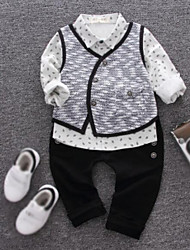 Boys' Print Sets,Others Fall Clothing Set