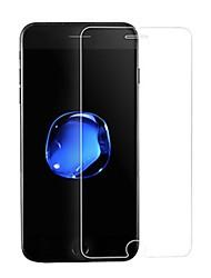 abordables -Vidrio Templado Protector de pantalla para Apple iPhone 8 Plus Protector de Pantalla Frontal A prueba de explosión