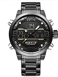 Men's Kid's Sport Watch Military Watch Digital Watch Japanese Quartz Alarm Calendar / date / day Chronograph Water Resistant / Water