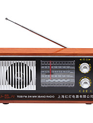 cheap -753B FM AM Radio Black