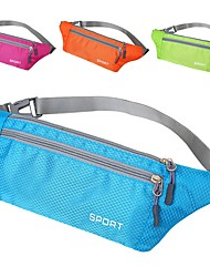cheap -1 L Waist Bag/Waistpack Climbing Camping Travel Running Quick Dry Wearable Breathability Lightweight Nylon 丰途