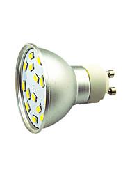 economico -1 pezzo 3W Faretti LED 15 leds SMD 5730 Decorativo Bianco caldo Luce fredda 300lm 3000-7000K AC 12V