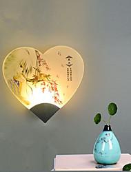 abordables -AC 100-240 8 E27 Moderno/Contemporáneo Otro Característica for LED Bombilla Incluida,Luz Ambiente Luz de pared