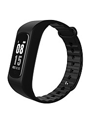 cheap -Smart Bracelet YY W4S for iOS / Android / IPhone Touch Screen / Heart Rate Monitor / Water Resistant / Water Proof Pulse Tracker /