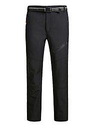 Per uomo Pantaloni da escursione Antivento Design anatomico Indossabile Traspirabilità Resistente ai raggi UV Elastico
