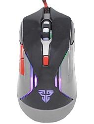 fantech v5 3200dpi registrabile il mouse di gioco metallico collegato 6 mouse mouse ottico del calcolatore