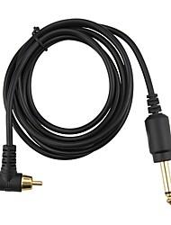 cheap -Angle Bend RCA Silicone Elastic Wire