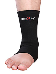 cheap -Ankle Sleeve Ankle Brace for Cycling Hiking Jogging Gym Running Unisex Cup Warmer Elastic Breathable Compression Fits left or right ankle
